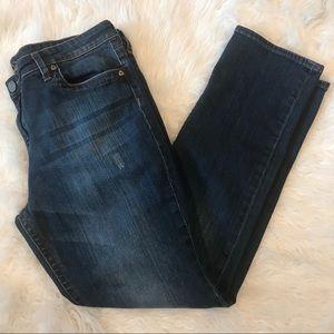Kut from the Kloth Sammie Straight Leg Jeans